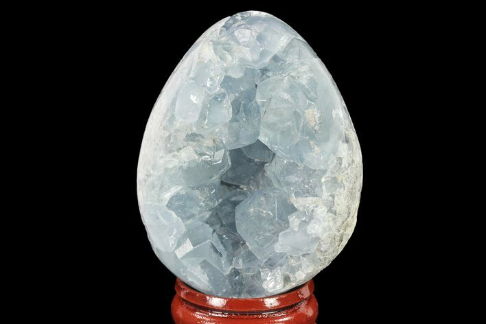 "2.2"" Crystal Filled, Celestine (Celestite) ""Egg"" - Madagascar"